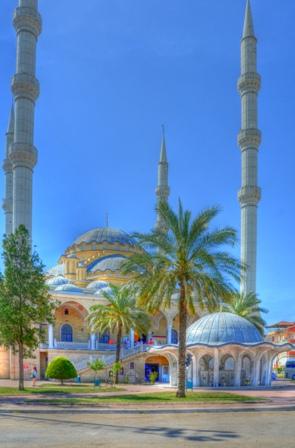 Мечеть. Манавгат. Тур Марс тревел
